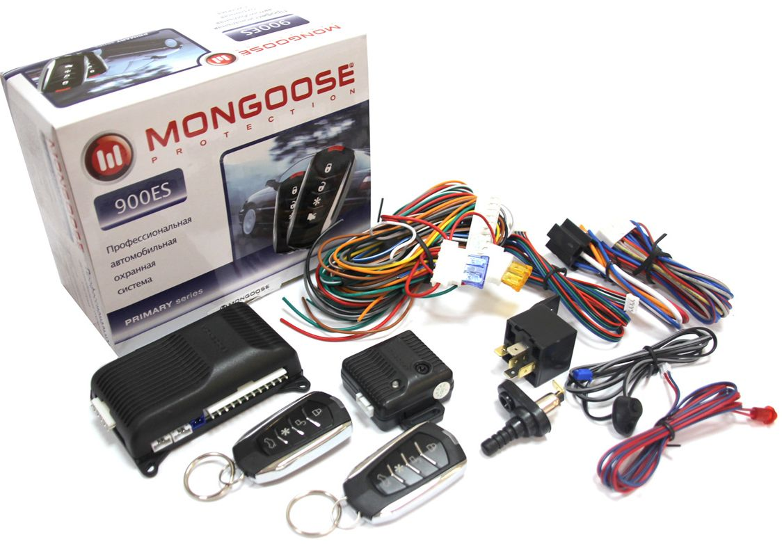 MONGOOSE 900ES