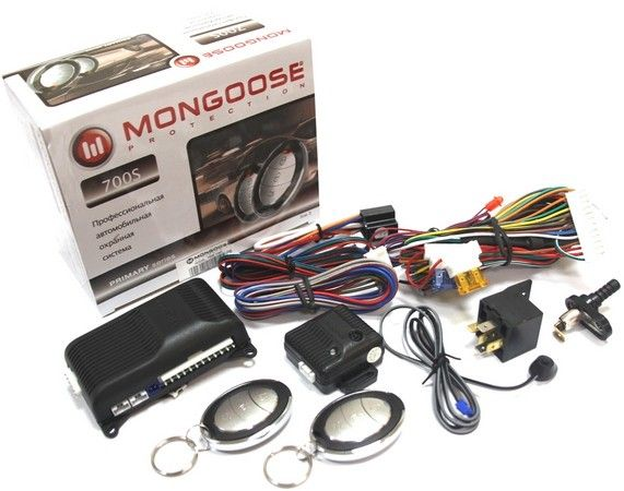 MONGOOSE 700S